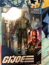 GI JOE CLASSIFIED SERIES 01 ROADBLOCK ACTION FIGURE HASBRO NEW 2020 FREE SHIP