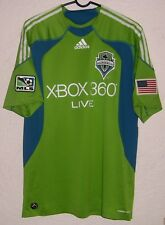 MLS Seattle Sounders Adidas 2009 Fredrik Ljungberg Player Issue Soccer Jersey