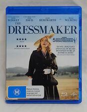 Blu-ray BLURAY THE DRESSMAKER KATE WINSLET LIAM HEMSWORTH HUGO WEAVING