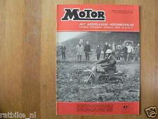 MO6747-PUCH M125,SUZUKI TUNING,JAWA 400 & CZ 250 CROSS,NIEDORP
