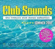 Club Sounds Summer 2016 von Various   CD   Zustand gut