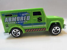 Hot Wheels From 5 Car Pack Armored Bank Service Loose