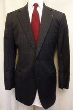 NWT Brooks Brothers 1818 Madison Gray Pinstripe Wool Suit 40R  Retail $998