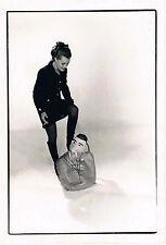 ROMY SCHNEIDER, Photo Presse GAMMA, PHOTO N&B, Vintage print, Photo 1970-80