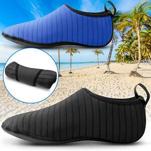 Men Women Water Shoes Barefoot Socks Quick-Dry Beach Swim Surfing Sport Vacation