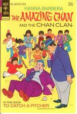 AMAZING CHAN CLAN 2 F-VF August 1973 COMICS BOOK