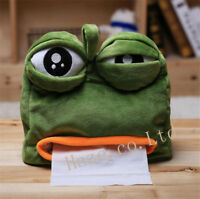 Sad Frog Pumping Tray Tissue Box Paper Holder Case Home/Car Décor Present