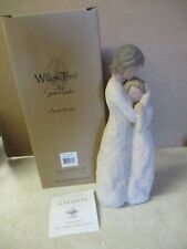 """Demdaco Willow Tree Hand-Painted Sculpted Figure """"Close to me"""" #26222"""