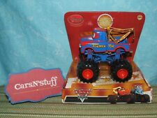 Disney Store Pixar Cars Toon: TORMENTOR (NIP) With Character Card