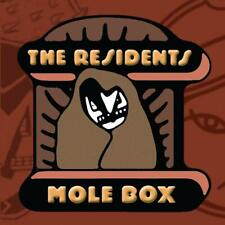 THE RESIDENTS - MOLE BOX-THE COMPLETE... (DLX.) (+ 20 BONUSTRACKS) 6 CD NEW!