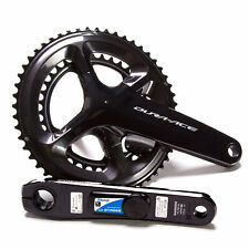 Stages Cycling Dura-Ace R9100 Dual Sided Power meter 170mm 52x36