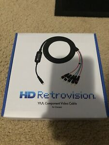 HD RetroVision Genesis 2 Component Video Cable