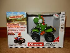 Carrera Mario Cart Rc Yoshi Brand New Free Usps Shipping