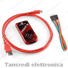 Programmatore PICKIT3 con cavo USB debugger in-circuit pic microchip emulator