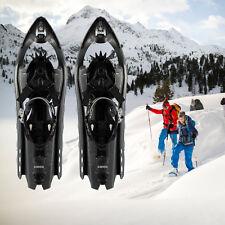 Schneeschuhe Marken INOOK OXM ALPIN Allround Schneeschuh schwarz Karbon 36-47 EU