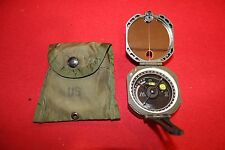 ENGINEER COMPASS TRANSIT LEVEL SURVIVAL GEAR HIKING MIRROR  MILITARY STYLE EDC