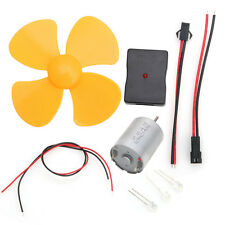 Mini Small Wind Micro Turbine Generator Charger DC 5V USB Output Power Motors
