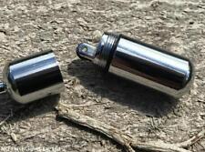 EDC MINI PEANUT CAPSULE KEYRING LIGHTER BUSHCRAFT SURVIVAL E&E SCOUTS CAMPING