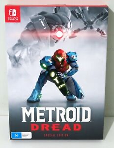 *Brand New* Metroid Dread Special Edition Nintendo Switch - Free Post - AUS VERS