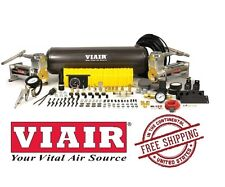 VIAIR 200PSI 3.53CFM Dual 444C Onboard Air System Universal Fit 20019