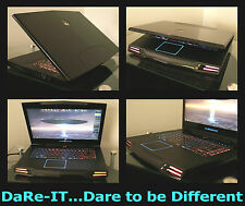 DaRe UFO Alienware M15x i7 +SSHD +GTX660m orp£1899 15.6 Gaming Laptop