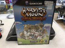 Nintendo Gamecube Game Harvest Moon Another Wonderful Life 2005 Girls