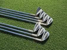 New listing PING s59 Blue Dot PING CS Lite w/Cushin Stiff Steel Shafts 4-PW RH VERY GOOD!!!