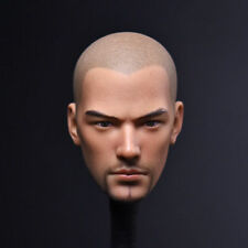 "1/6 Scale Holly Monk Head Sculpt F 12"" Man Male Action Figure Body Hot Toys Doll"