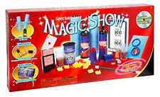 Trick Magic Set Toy Learning Kit 100 Tricks Ryan Oakes DVD Party Show Kids Gift