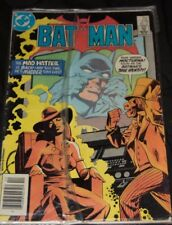 BATMAN #378 Dec 1984 JASON TODD as ROBIN MAD HATTER & NOCTURNA