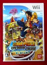 One Piece Unlimited Cruise 1 - NINTENDO Wii - NUEVO