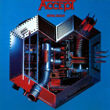 Accept - Metal Heart (CD Standard Jewel Case - Remastered)