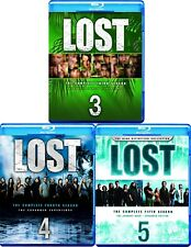 Lost: The Complete 3rd, 4th, and 5th Seasons (Blu-ray Disc, 2008)