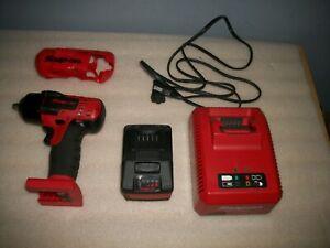 Snap-On Cordless 3/8 18V Impact gun 1 battery & 1 charger
