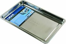 Laser Tools 7352 Stainless Steel Drip Tray 60 x 40cm Tough and Easy to Clean