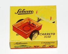Reprobox für den Schuco Ingenico Carreto Anhänger Nr. 5330