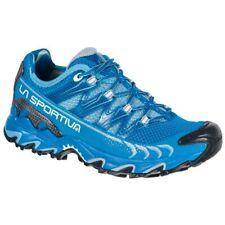 La Sportiva Ultra Raptor w's donna scarpa trail running hiking blu neptune