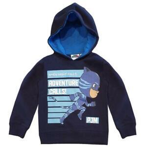PJ Masks Boys (2-8) Sweatshirt Hoodie Catboy