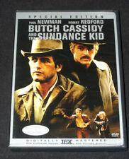 Butch Cassidy and the Sundance Kid (Dvd, 1969) Paul Newman, Robert Redford Thx