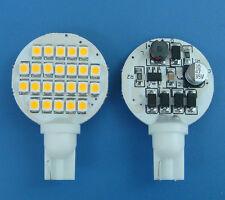 10x T10 194 921 168 Bulb Lamp 24-1210SMD LED AC/DC12-24V, Warm White NEW #HL
