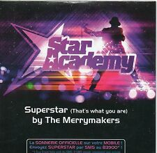 CD CARTONNE 2T  STAR ACADEMY  ( SUPERSTAR  )  NEUF SCELLE DE 2008