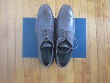 Cole Haan Copley Wingtip Derby Oxfords Men's Shoes Chestnut 9M MSRP $148