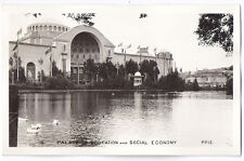 1915 Pan Pacific Expo PPIE ~ Palace of Education & Social Economy RPPC, #2