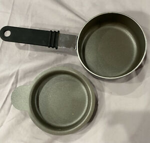 """4"""" double boiler chocolate candy melter or wax melter pan"""