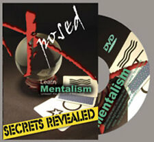 Brand New Magic DVD -  Secrets - Mentalism In Minutes DVD