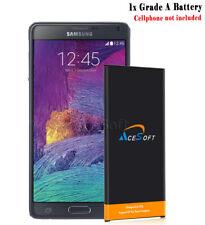 Upgraded 7220mAh Samsung Galaxy Note 4 SM-N910 Battery Extended Slim EB-BN910BBU