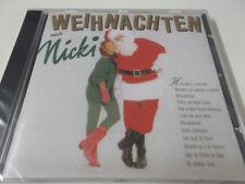 WEIHNACHTEN MIT NICKI - 2009 CD ALBUM (0077778693826) - NEU!