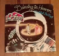 "Q-Feel ‎– Dancing In Heaven (Orbital Be-Bop) Vinyl 12"" Single 45rpm 1982 JIVET7"