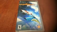 PSP WIPEOUT PURE GAME COMPLETE WITH MANUAL GOOD CONDITION Free Shipping!!