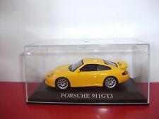 porsche 911 GT3 IXO altaya 1/43 série voitures de rêve